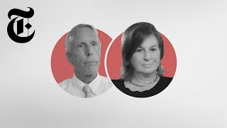 Meet the Uihelins, the Billionaire Couple Trying to Reshape the Republican Party | NYT News