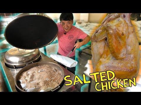 AMAZING Malaysian Food Tour of Ipoh! Salt Chicken, DESSERTS!