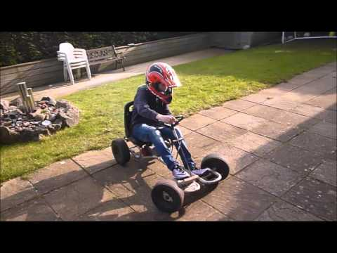 50cc pedal go kart