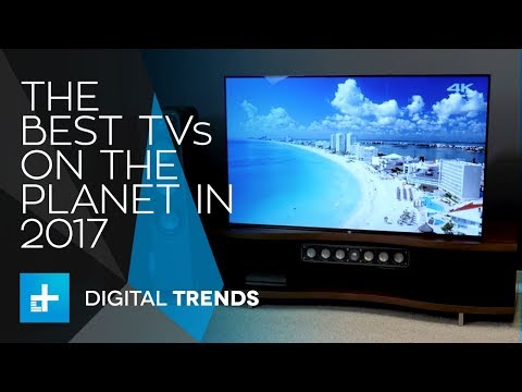 The Best 4K TVs You Can Buy In 2017