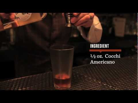 How to Make the Mercy Mercy - Speakeasy Cocktails