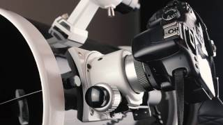 How to attach a Camera to your Telescope