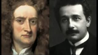 What is Gravity? - Newton vs. Einstein