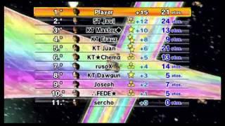 Live - Última Partida Mario Kart Con Los  Kt´s!