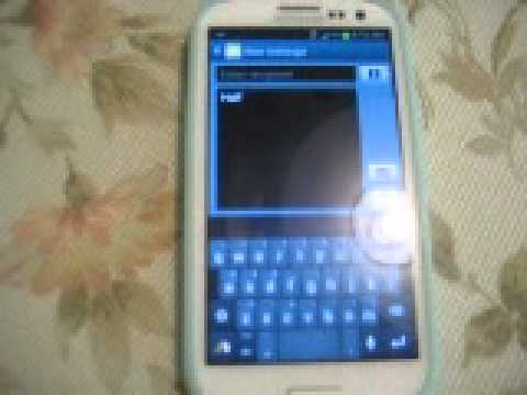 Samsung Galaxy S3 Siii Microphone Not Working Sometimes When Swype Keyboard is Default Keyboard