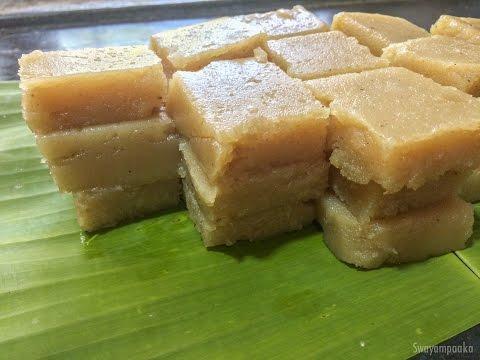 Chiroti Rave Halbai | Quick and easy Sweet | Kannada Recipes