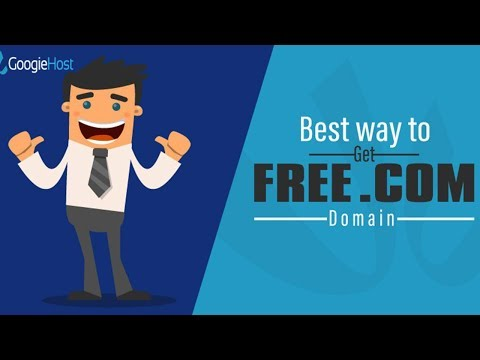 Get free .com domain name | Free Domain Name Registration | How to Get Free .COM Domain for lifetime