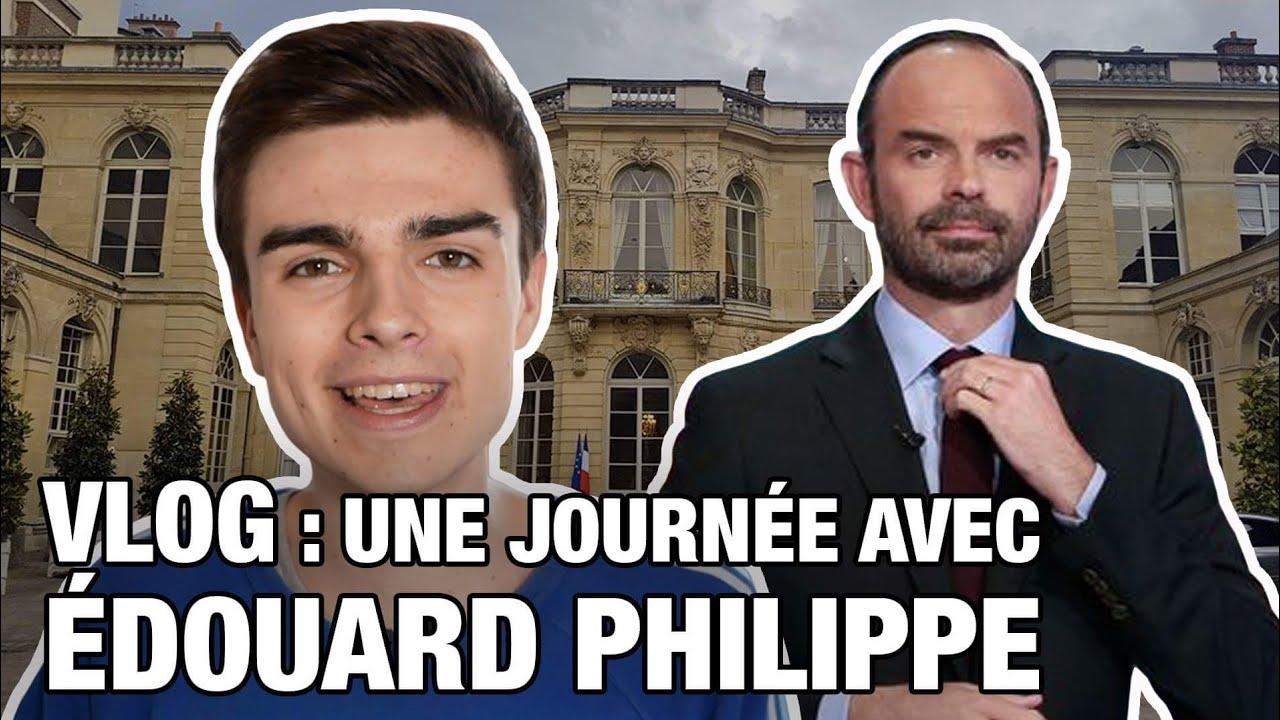 Une journée avec le Premier ministre à Matignon ! (+ interview)