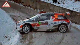 Show Shakedown Rallye Monte-Carlo 2017 [Passats de canto]