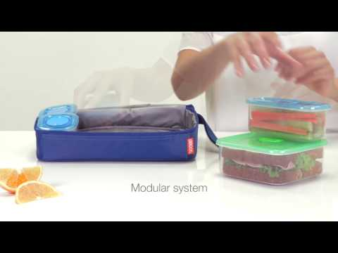 Decor Realseal Lunch Break lunch box system