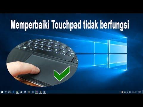Cara Mengatasi Touchpad Tidak Berfungsi
