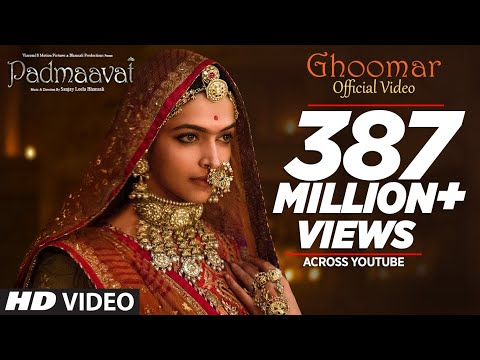Xxx Mp4 Padmaavat Song Ghoomar Deepika Padukone Shahid Kapoor Ranveer Singh Shreya Ghoshal Swaroop Khan 3gp Sex
