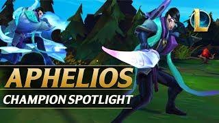 APHELIOS CHAMPION SPOTLIGHT - League of Legends