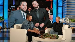 O'Shea Jackson Jr. Reveals Parenting Advice from Dad Ice Cube