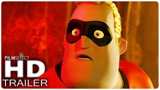 INCREDIBLES 2 Trailer 2 (2018)