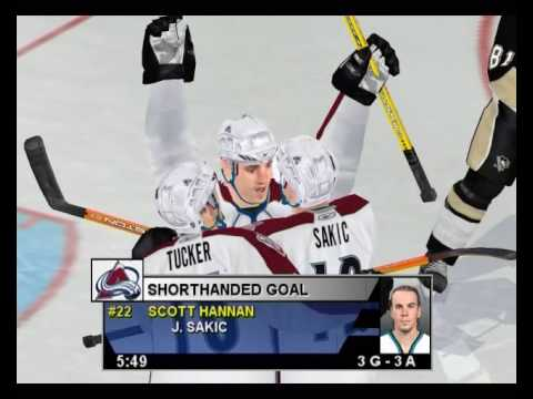 NHL 2004 - Original Six Finals 2008 - Game 4