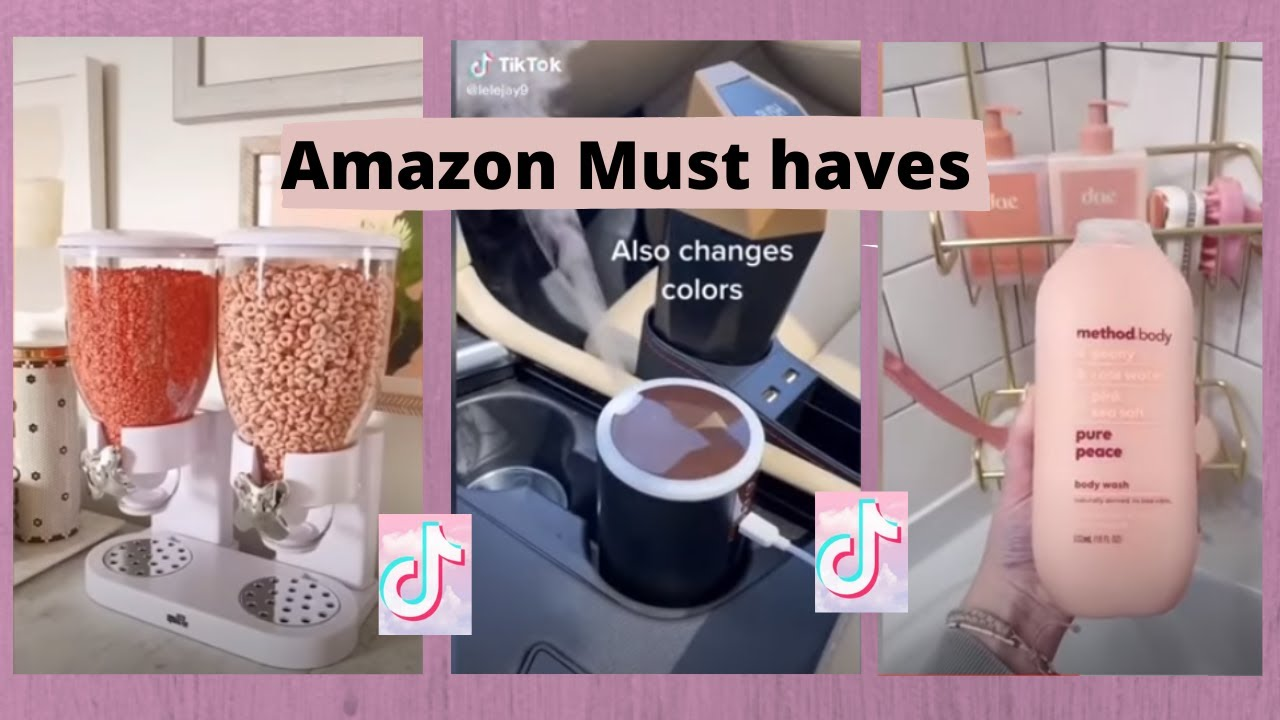 Amazon Finds You Didn't Know You Needed Until Now (with LINKS) | TIKTOK COMPILATION 2020