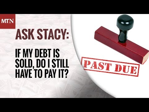 If My Debt Is Sold to a Collection Agency, Do I Still Have to Pay It?