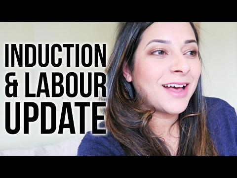 BABY UPDATE: INDUCTION & FACEBOOK LIVE LABOUR TOMORROW