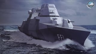Naval Products at Indodefence 2018 in Jakarta, Indonesia