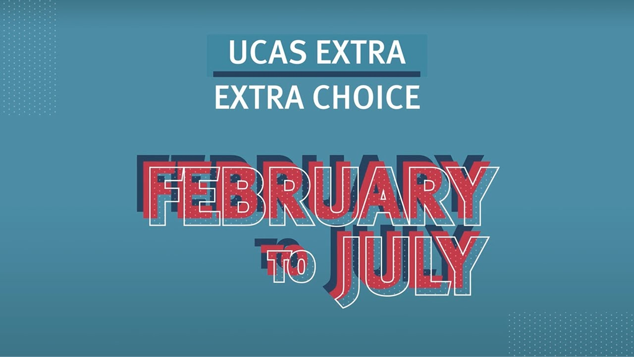 UCAS Extra: 3 steps to be considered for a place at City, University of London