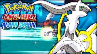 Pokémon Omega Rubin/Alpha Saphir WiFi Battle [ORAS][German/Deutsch] #49 - Arceus wirklich der Gott?