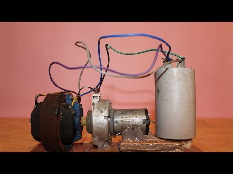 How to make a Generator Magnet Motor Device