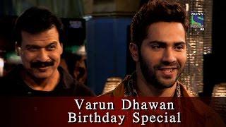 Varun Dhawan Birthday Special , CID
