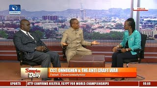 Onnoghen's Conviction: Lawyers Express Opposing Views On CCT Judgement |Sunrise Daily|