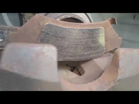 How to replace front brakes Pontiac Grand prix