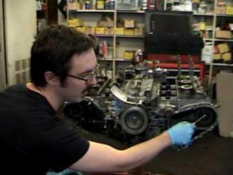 Porsche 930 Turbo Engine Rebuild Part 6A in Eugene