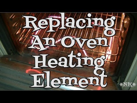 Rick's Tips for Replacing an Oven Heating Element!!