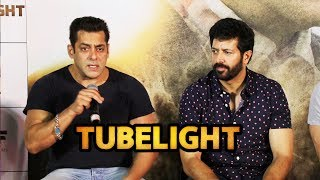 Salman Khan CRIED During Dubbing Of Tubelight