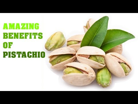 Eat Pistachios For 7 Days, THIS Will Happen To Your Body!