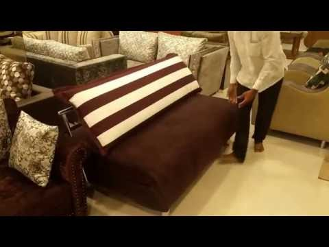 Folding Mattress Sofa Cum Bed in Mumbai | Call: 9820571844