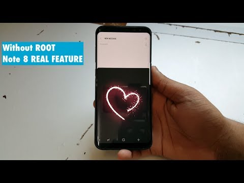 Download Live Message for Samsung Galaxy S8 and S8+ (NO ROOT)