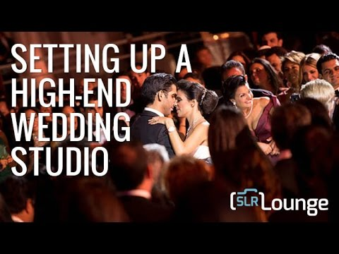 Setting Up A High-End Wedding Studio | John Solano Interview Part 1
