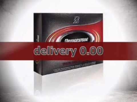 Bridgestone Tour B330RXS Golf Balls