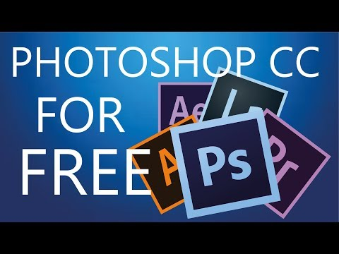 HOW TO GET PHOTOSHOP CC FOR FREE IN JUNE 2018! (WORKING) | TUTORIAL