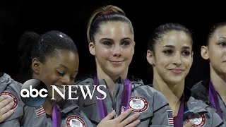 Olympic gymnast claims sexual assault by team doctor