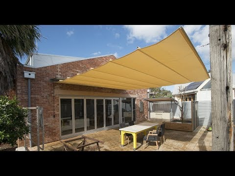Affordable Retractable Shading for Outside Areas - The Shaderunner®