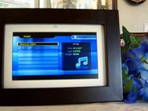 ─►Review Great Digital Picture Frame Highly Recommended