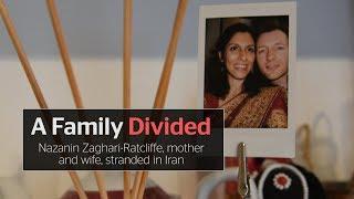 Jailed in Iran: Nazanin Zaghari-Ratcliffe