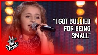 BULLIED KID sings heart out on THE VOICE | STORIES #16