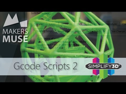 How to do a nozzle wipe before every print - Gcode Scripts part 2