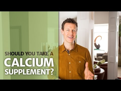 Should you take a Calcium Supplement?