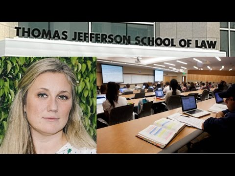 Top Law Student Sues School Because She Can't Find a Job in 10 Years