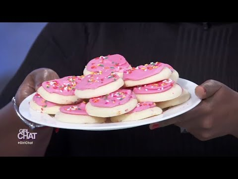 The Internet Is at Odds over Pink Sugar Cookies