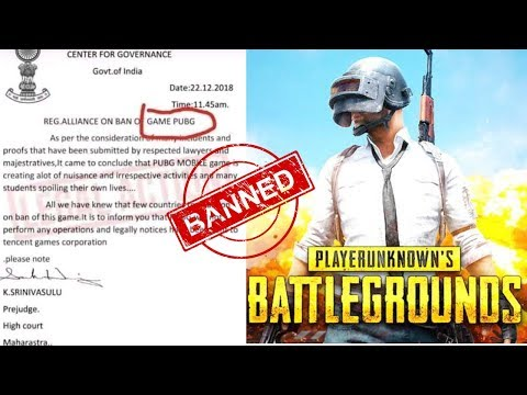 PUBG Banned in india ? #PUBG Mobile Game | PUBG Ban Real or Fake |