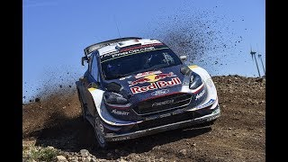 WRC Rally Italia Sardegna 2018 - Day 2 - Max Attack [HD]